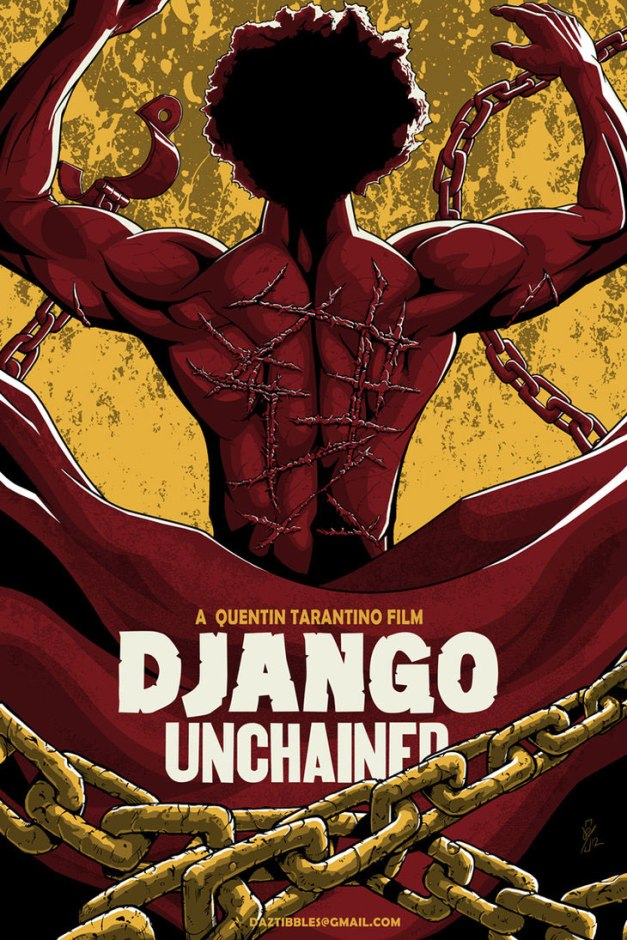 django-unchained-fan-poster-3